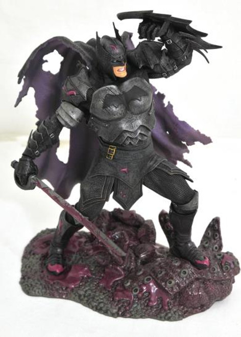 DC  Dark Nights Batman PVC Statue