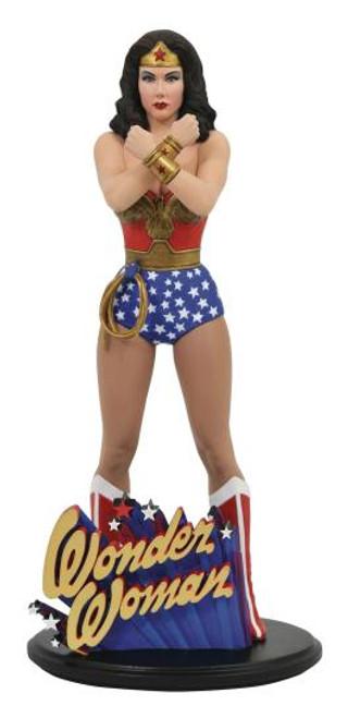 DC Wonder Woman Diorama PVC Statue