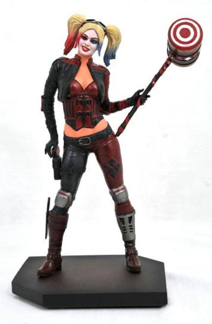 DC Injustice 2 Harley Quinn PVC Statue