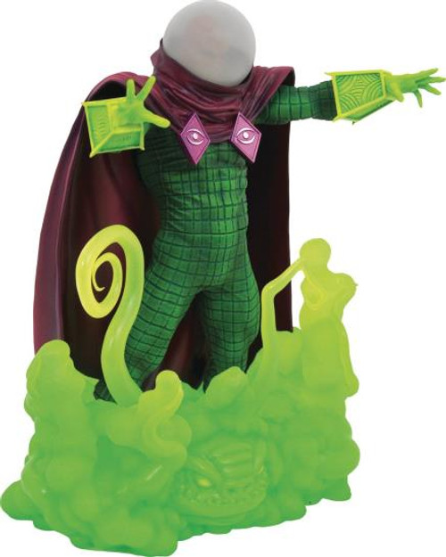 Marvel Mysterio Gallery Diamond Select Statue