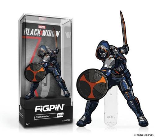 Black Widow Taskmaster FiGPiN #402 Enamel Pin