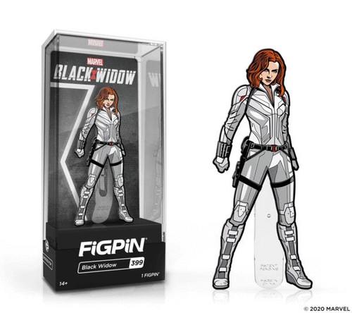 Black Widow FiGPiN #339 Enamel Pin Chase