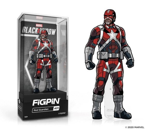 FIGPIN - Red Guardian (#401) Black Widow Movie