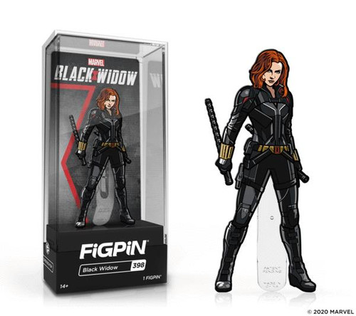 FIGPIN - Black Widow (#398) Black Widow Movie