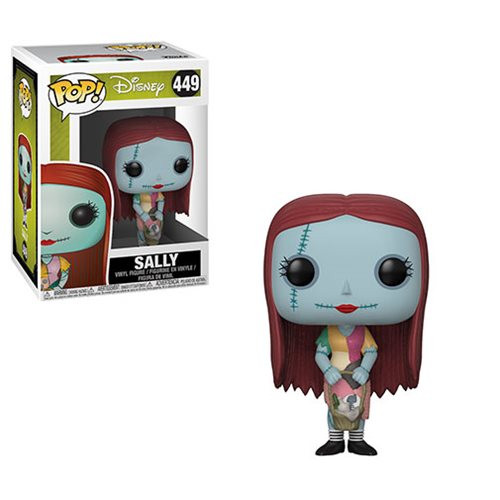 Funko POP - NBC Sally w/ Basket [449]