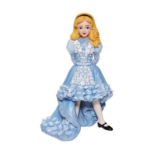 Disney Alice In The Wonderland - Alice Resin Statue