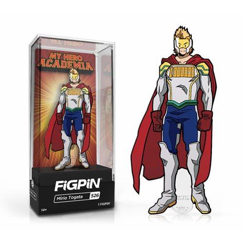 My Hero Academia Mirio Togota FiGPiN #526 Enamel Pin