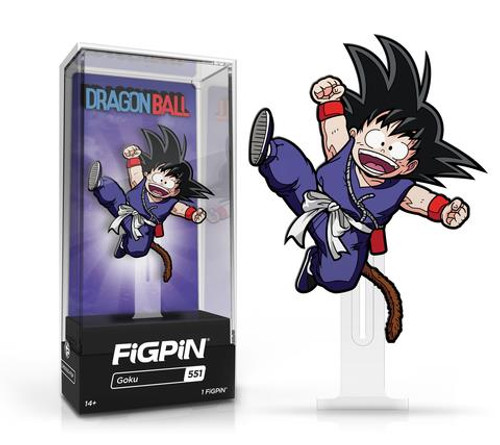 FIGPIN - Goku (#551) Dragon Ball