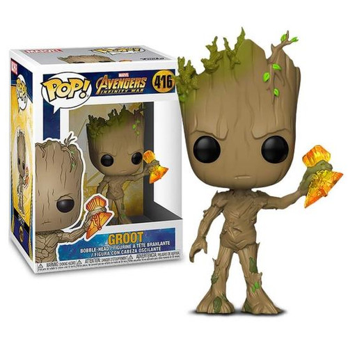Pop! Avengers: Infinity War Groot #416 Vinyl Figure