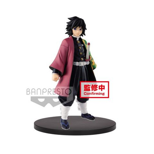 Giyu Tomioka Demon Slayer Banpresto Statue