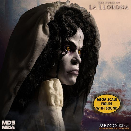 The Curse of La Llorona: Talking La Llorona 15""