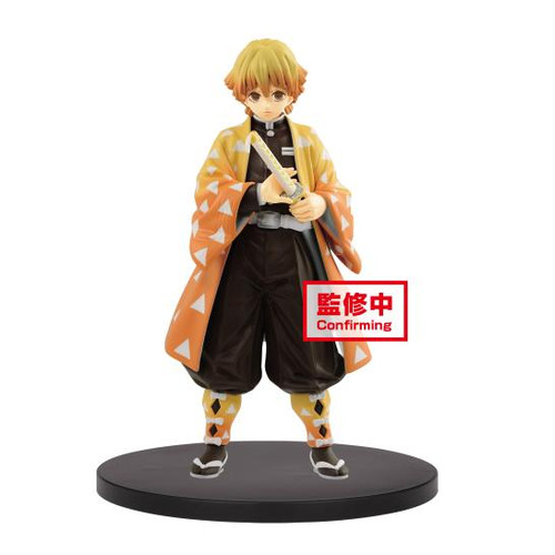 Zenitsu Agatsuma Demon Slayer Figure Anime Statue