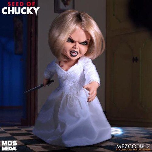 "Chucky - Talking Tiffany ""Seed of Chucky"" 15"""