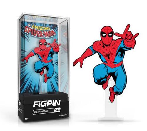 Spider-Man FiGPiN #545 Enamel Pin