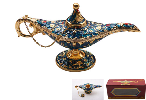 Aladdin Genie Lamp (BLUE)