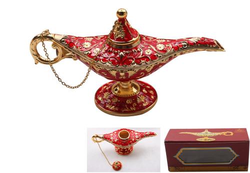 Aladdin Genie Lamp (RED)