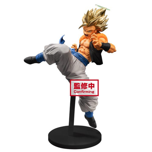 Dragon Ball Z SSJ Gogeta Blood of Saiyans Special Vol. 9 Banpresto Statue