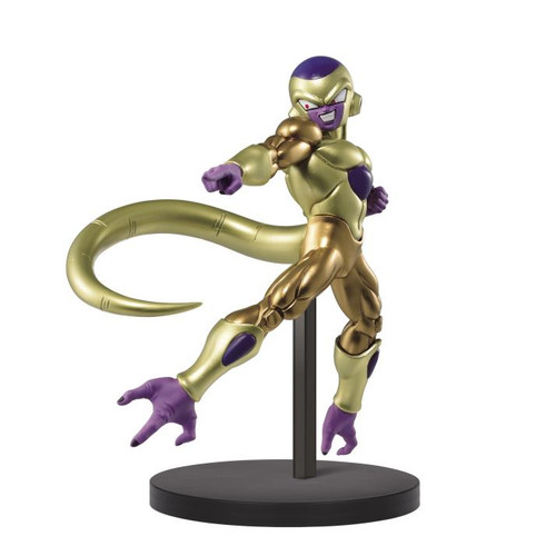 Dragon Ball Super Golden Frieza Banpresto Statue