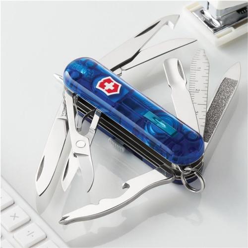 Victorinox Midnite Mini Champ Multi-Tool Sapphire [17 Tools] VN06386T2RX1