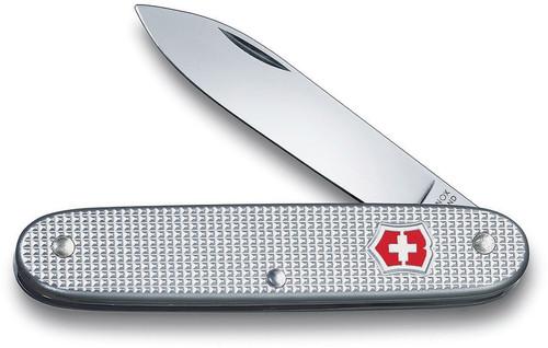 Victorinox Swiss Army 1 Silver Alox Gray [Large Blade] VN0800026