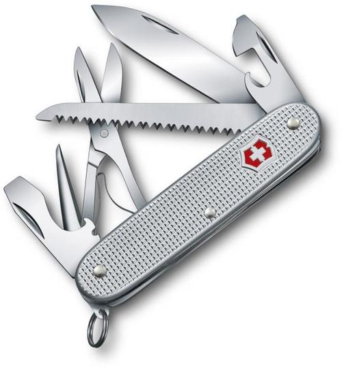 Victorinox Farmer X Multi-Tool Gray [10 Tools] VN0827126