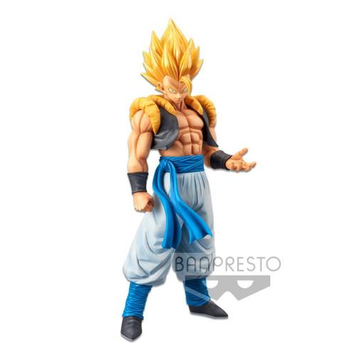 Dragon Ball Super Gogeta Grandista Nero Banpresto Statue