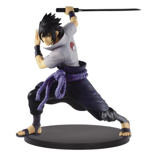 Naruto Shippunden Vibration Stars Sasuke Uchiha Ver. 2 Banpresto Statue