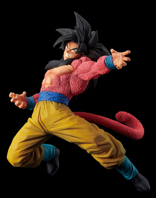 Dragon Ball GT SSJ4 Goku Vol. 6 Banpresto Statue