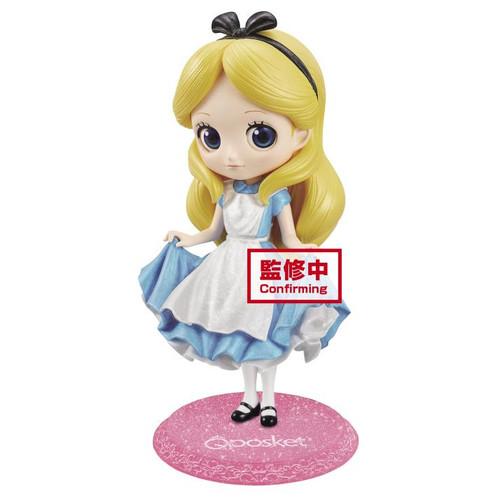 Banpresto Alice In Wonderland Glitter Q Posket