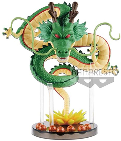 Dragon Ball Super Mega World Collectible Shenron Banpresto Statue