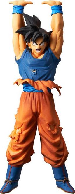 Dragon Ball Super Give Me Energy Spirit Bomb Goku Banpresto Statue