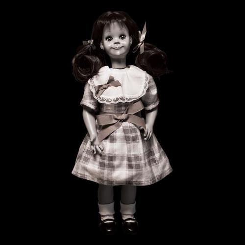 """Talky Tina Doll """"Twilight Zone"""""""