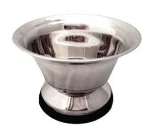 Parker - Large Stainless Steel (Shave Bowl)