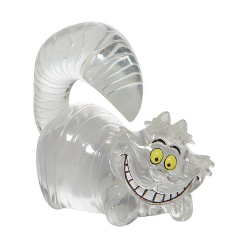 Disney Cheshire Cat Clear Mini Figure