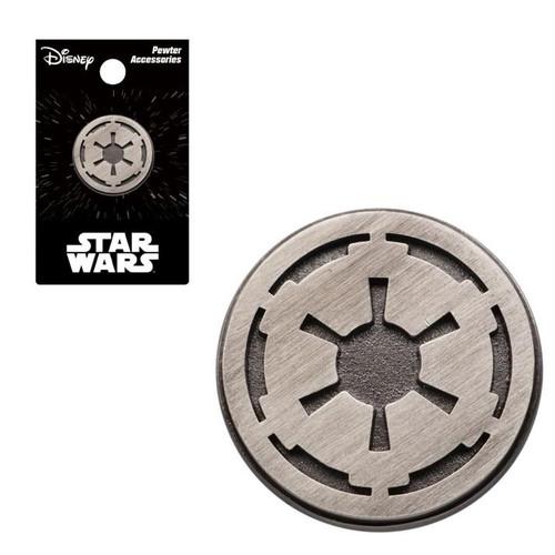 """Pin - Galactic Empire Logo """"Star Wars"""""""