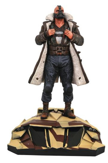 The Dark Knight Rises Bane Gallery DC Comics Statue