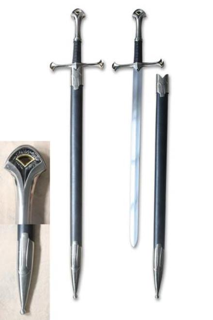 "LOTR King Sword 42.25"""