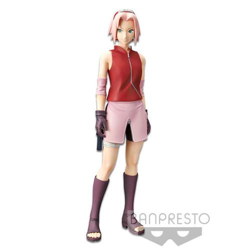 Figure Anime - Sakura Haruno Naruto Shippuden Grandista -Shinobi Relations