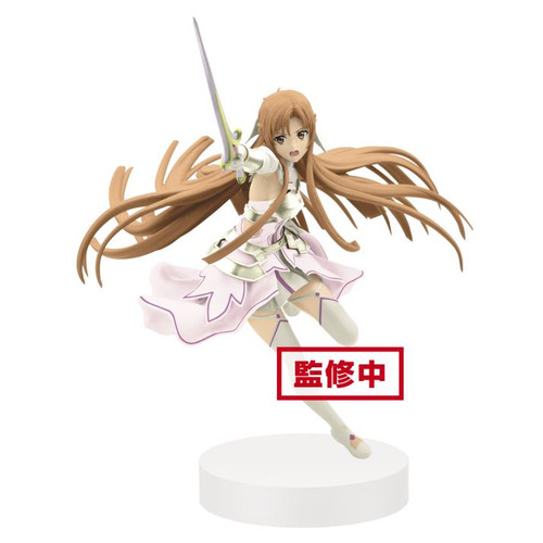 Figure Anime - Asuna Sword Art Online: Alicization ESPRESTO est Dressy and Motions