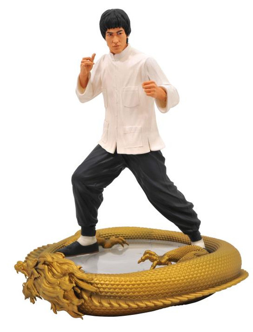 Bruce Lee (80th Birthday) Premier Collection Limited Edition Statue