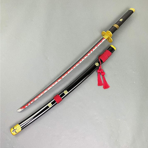 One Piece Zoro Enma (BLACK) Samurai Sword