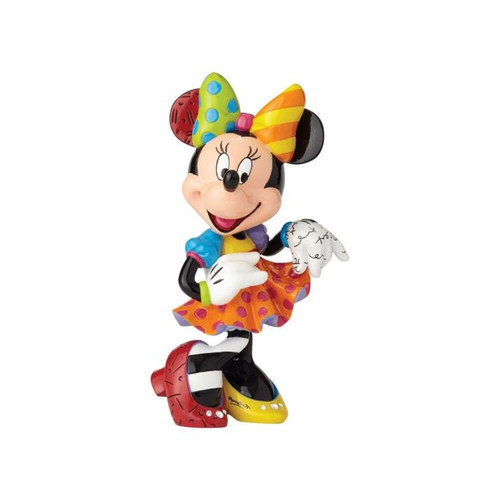 """Disney - Minnie's 90th (10.25"""") Figure Britto"""