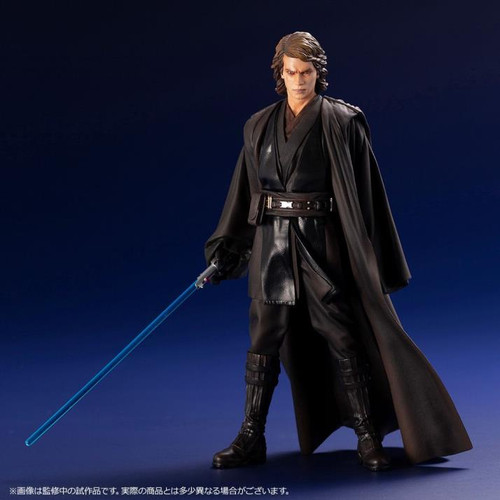 "Figure Star Wars - ANAKIN SKYWALKER ""REVENGE OF THE SITH"" (1/10 SCALE) ARTFX+"