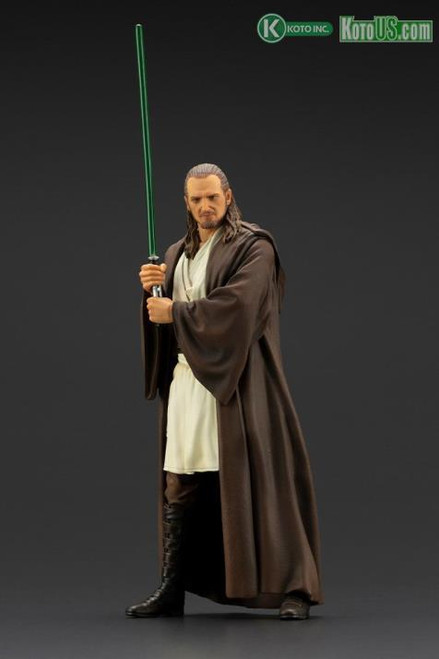 "Figure Star Wars - QUI-GON JINN ""THE PHANTOM MENACE"" (1/10 SCALE) ARTFX+"