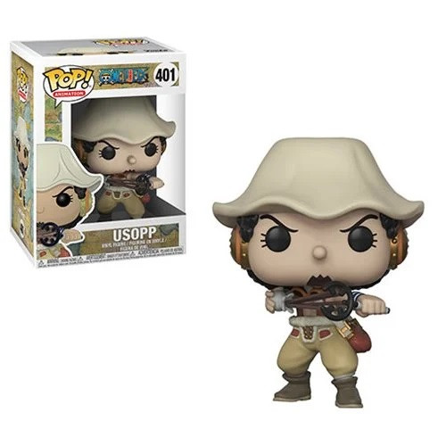 "Funko POP - Usopp ""One Piece"" [401]"