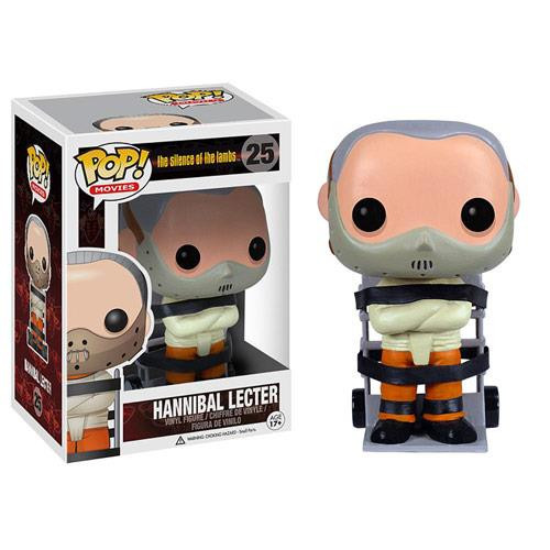 "Funko POP - Hannibal Lecter ""Silence of the Lambs"" [25]"