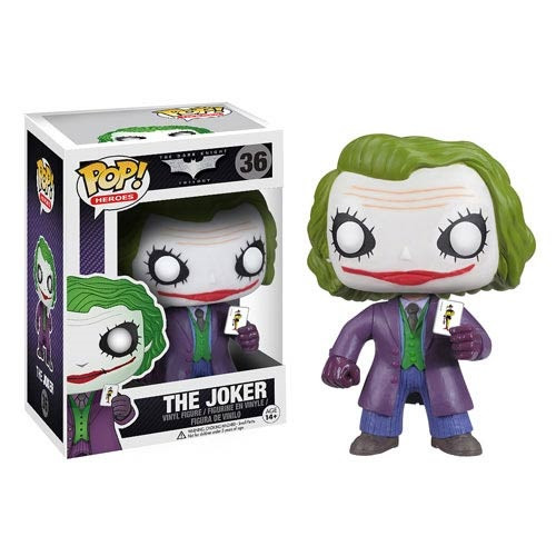 "Funko POP - The Joker ""Batman Dark Knight"" [36]"