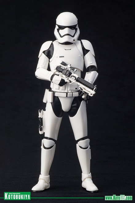 Figure Star Wars - FIRST ORDER STORMTROOPER ARTFX+