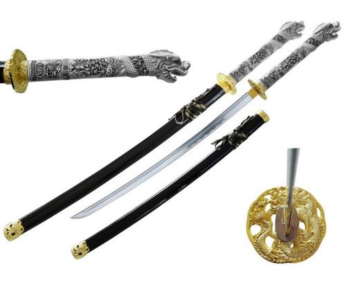Highlander Dragon Mouth Handmade Sword
