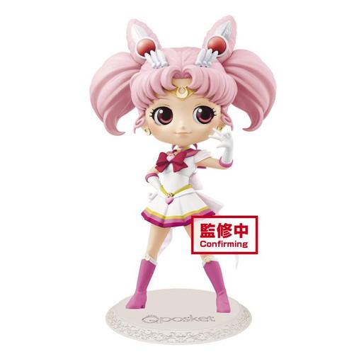 Sailor Moon Eternal Super Sailor Moon Chibi Q Posket
